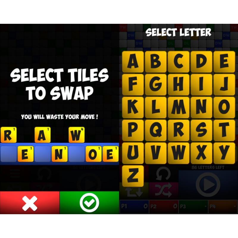 Words Mobile Ready Game - Joongly games