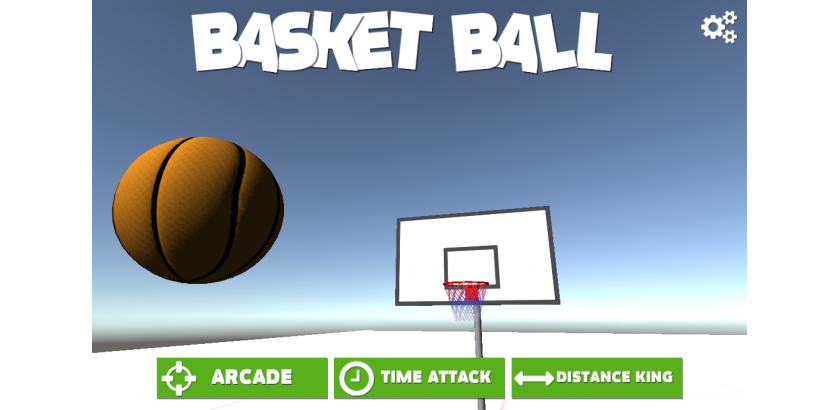 Baketball Shoot Kit