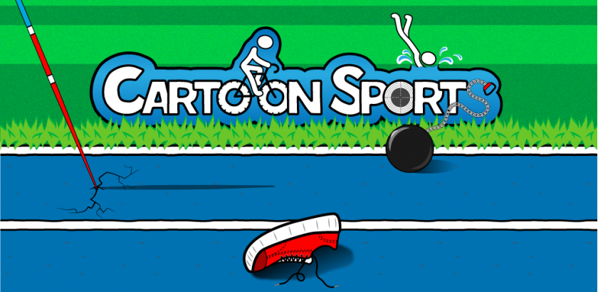Cartoon Sports: Summer Games