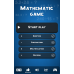 Math game: cognitive arifmetics